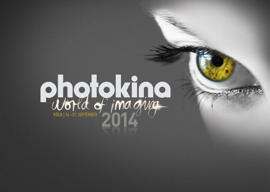 Zhongyi Optics in Photokina 2014